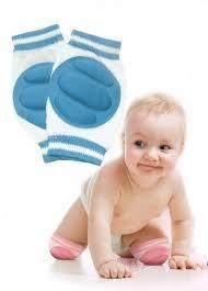 <b>Наколенники детские для ползания</b>, Bradex (голубые, DE 0135 ...