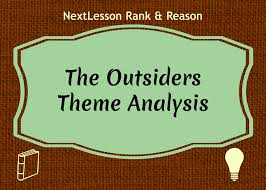 the outsiders essay themes essay the outsiders theme essay consumer culture