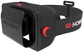Шлем <b>виртуальной реальности Homido</b> VR (черный)