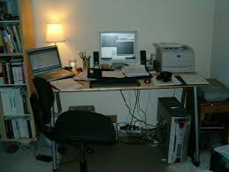 home office picture by newchaos on flickr creative commons basic home office