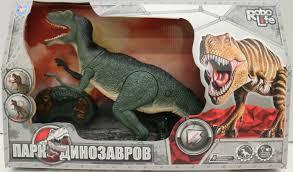 Купить Интерактивная <b>игрушка 1 Toy</b> Динозавр Велоцираптор в ...