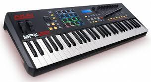 Купить <b>MIDI КЛАВИАТУРА AKAI PRO</b> MPK261 с бесплатной ...
