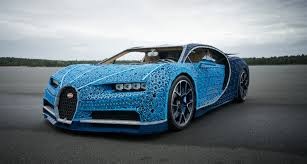 LEGO built a life size, drivable Bugatti from over a million <b>Technic</b> ...