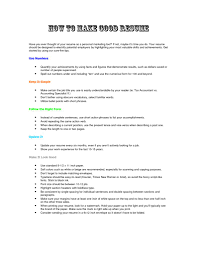 how to create a great resume template great resume objectives for what makes a great resume getessay biz what does a great resume look