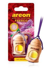 <b>Автомобильный ароматизатор FRESCO</b> Lilac, Сирень <b>Areon</b> ...