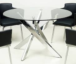 All Glass Dining Room Table Glass Top Dining Table As Modern Dining Chairs For Inspire The