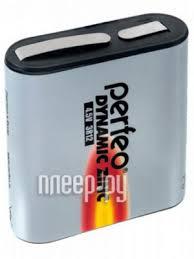 <b>Батарейка Perfeo 3R12</b>/<b>1SH</b> Dinamic Zinc (1 штука)