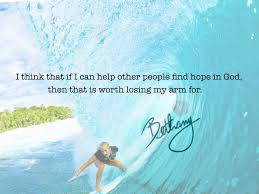 Bethany Hamilton Quotes From Book. QuotesGram