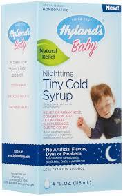 Hylands - <b>Baby</b> Nighttime <b>Tiny Cold Syrup</b> - 4 oz. Reviews 2020