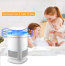 <b>HNW</b> - <b>018 USB</b> Powered Electronic Bug Zapper Mosquito Killer Lamp