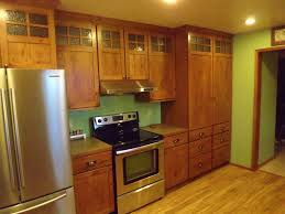 in style kitchen cabinets: image of craftsman style cabinet doors