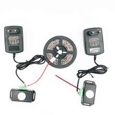 5M <b>2835</b> SMD LED Strip Diode Tape Tiras With PIR infrared <b>motion</b> ...