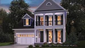 Colonial House Plans  Dutch  Spanish  amp  Southern Style Home DesignColonial House Plans