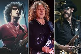 Kirk Hammett's Anger Over Motorhead, <b>Thin Lizzy</b> Rock Hall Snubs