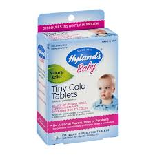 Hyland's <b>Baby Tiny Cold</b> Tablets - 125ct Reviews 2020