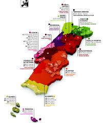 Resultado de imagen de regiones vitivinicolas de portugal