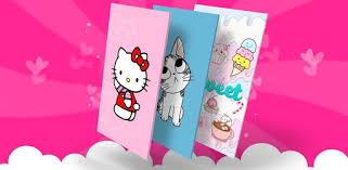 <b>Kawaii</b> Wallpaper, Cool, Cute Backgrounds: Cutely - Apps on ...