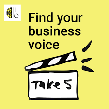 Find your business voice: content marketing for founders, small businesses and entrepreneurs