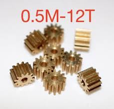 Find More Gears Information about <b>10PCS</b>/<b>LOT</b> 0.5M 12T Diy Small ...