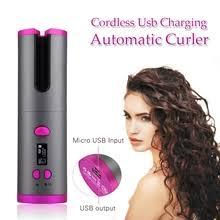 <b>cordless hair curlers</b>