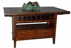 tabacon counter height dining table wine: oak planked counter height dining table with wine storage