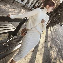 Buy set skirt and <b>sweater</b> for <b>women</b> and get free shipping on ...