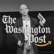 「the founder of The Washington Post, Jeff Bezos」の画像検索結果