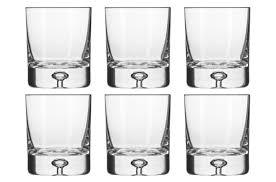 """<b>Набор стаканов для виски</b> Krosno """"Легенда"""" 250мл, 6 шт - купить ..."""