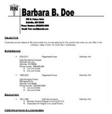 rn resume resume and nurses  registered nurse resume nursing resume templates  resume templates for nurses how to