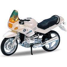 Купить модель мотоцикла <b>Welly модель мотоцикла 1:18</b> BMW ...