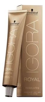 <b>Крем</b>-<b>краска для волос Igora</b> Royal Absolutes 60мл Schwarzkopf ...