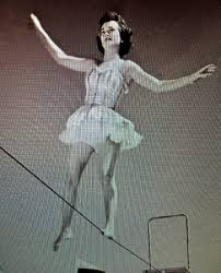 childhood memories of my early career aspirations deceptive dad a circus high wire walker