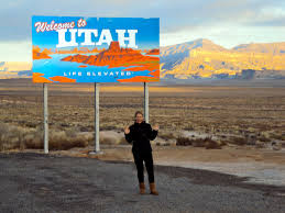Real British Housewife of New York December 2010 No NYC New Year for me we are spending it in Utah. Life elevated is the motto on the Utah sign and I cant think of a better Resolution for 2011.