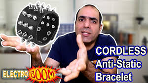 <b>Cordless Anti</b>-<b>static Bracelet</b>, Garbage or Junk? - YouTube