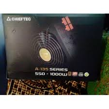Отзывы о <b>Блок питания Chieftec</b> A-135 series 550-<b>1000W</b>