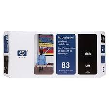 <b>HP 83 Black</b> UV Printhead & Cleaner for <b>Designjet</b> 5000/5500 ...