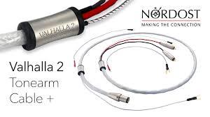 Референсный <b>кабель для тонарма</b>: <b>Nordost</b> Valhalla 2 TONEARM ...