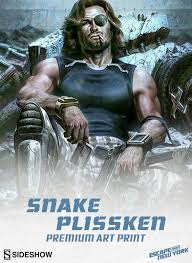 Image result for snake plissken