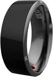 OUYAWEI Fashion Smart High-Tech Magic Ring <b>Creative</b> Unique ...