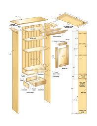 making bathroom cabinets: diy bathroom cabinet making plans free