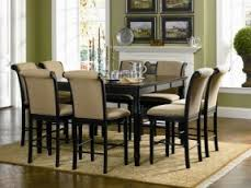 hamilton 9 piece counter height dining set it is a 9 piece counter height dining attractive high dining sets
