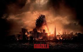 <b>Godzilla</b> 2014 Digital <b>Art</b> by <b>Movie Poster Prints</b>