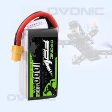 <b>OVONIC 22.2V 100C</b> 1000mAh <b>6S</b> LiPo Battery XT60 Plug For FPV ...