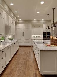kitchen linear dazzling lights clear ceiling recessed: gorgeous but i dont think it would look that clean in our house recessed lighting kitchenrecessed