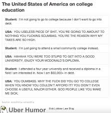 Funny Quotes About College Education. QuotesGram