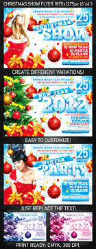 christmas party flyers premium files psddude christmas girl party poster template