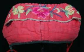 Old tribal exotic <b>chinese ethnic miao</b> people's hand embroidery child ...