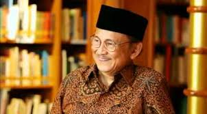 Biography B.J Habibie - MizTia Respect