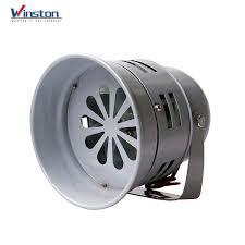 MS-290 <b>DC12V DC24V</b> AC110V <b>AC220V</b> alarm siren, View Alarm ...