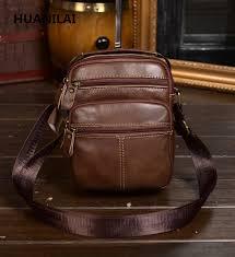 <b>HUANILAI Men Genuine</b> Leather <b>Bags</b> For <b>Men</b> Messenger <b>Bags</b> ...
